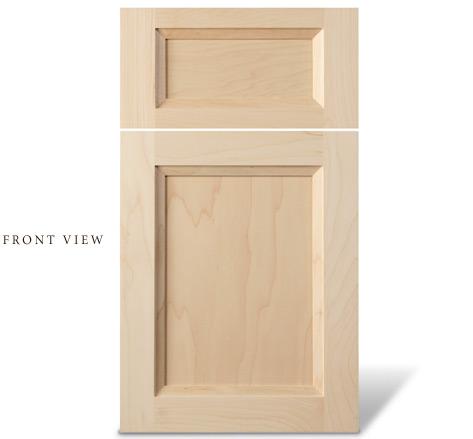 Cabinet Door: Shaker Style, 2.25