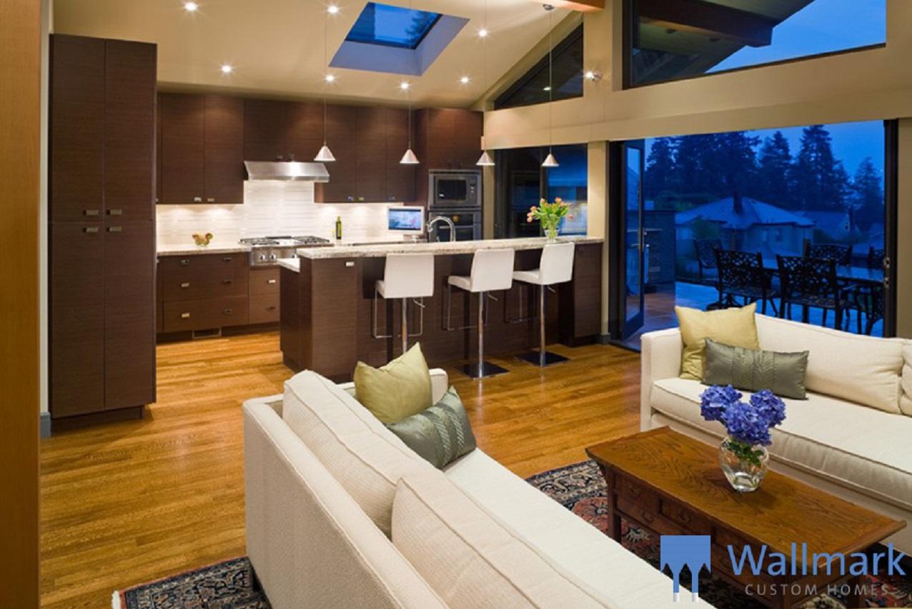 Esquimalt West Vancouver Custom Home